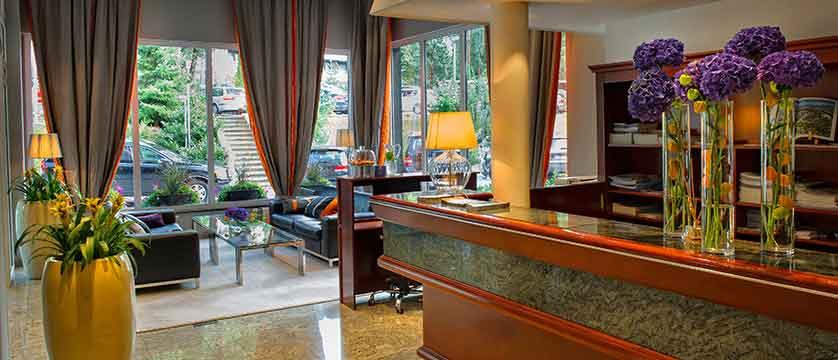 Hotel Kompas, Lake Bled, Slovenia - reception.jpg